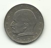 1963 - Germania 2 Mark F - [ 7] 1949-… : RFA - Rep. Fed. Tedesca