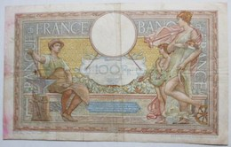 BILLET 100 FRANCS 1938 LUC OLIVIER MERSON BANQUE DE FRANCE 520 - 1871-1952 Anciens Francs Circulés Au XXème