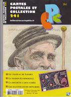 CARTES POSTALES Et COLLECTION N° 241 Du 1er Octobre-31 Décembre 2009 - ACHAT IMMEDIAT - à Voir - French