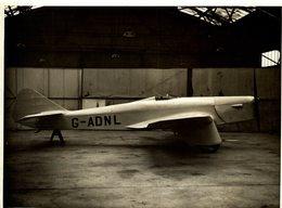 Miles Sparrowhawk  21 * 17 CM Aviation, AIRPLAIN, AVION AIRCRAFT - Aviación