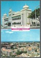 CP 16-Lourenço Marques-Edificio De S.A.Aga Khan-Vista Parcial - Mozambique