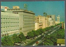 CP 202-Lourenço Marques-Avenida Da Repùblica - Mozambique