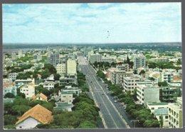 CP 4-Lourenço Marques-vista Parcial - Mozambique