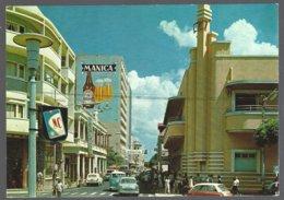 CP 221-BEIRA-vue Rue Animée - Mozambique