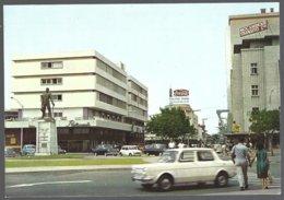 CP 27-BEIRA-vue Monument, Rue Animée - Mozambique