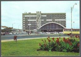 CP 28-BEIRA-Estação Caminho De Ferro-Railway Station-Gare De Chemin Fer - Mozambique