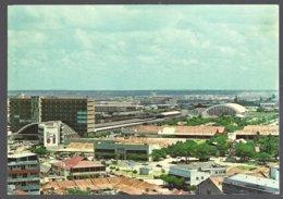 CP 232-BEIRA-Estação Caminho De Ferro-Railway Station-Gare De Chemin Fer - Mozambique