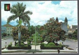 CP N° 8-SA DA BANDEIRA (Angola) Place Des Fondateurs -Founders Square - Angola