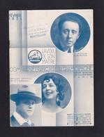 """Musique. Catalogue Illustré Des Disques GRAMOPHONE  """"La Voix De Son Maître"""" 1931. - Music & Instruments"""