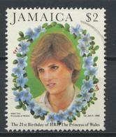 °°° GIAMAICA JAMAICA - Y&T N°555 - 1982 °°° - Giamaica (1962-...)