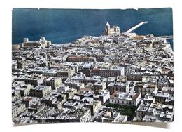 Cartolina Trani - Panorama Dall'aereo - 1970 Ca. - Bari