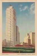 POSTCARD BRASIL BRAZIL - BELO HORIZONTE - MINAS - HOTEL FINANCIAL - Belo Horizonte