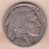 ETATS-UNIS. FIVE CENTS 1923 . BUFFALO - 1913-1938: Buffalo