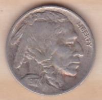 ETATS-UNIS. FIVE CENTS 1917 . BUFFALO - Federal Issues