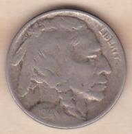 ETATS-UNIS. FIVE CENTS 1914  . BUFFALO - Federal Issues