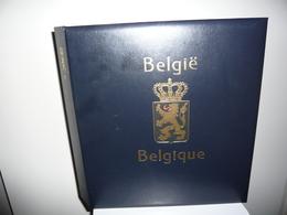 ALBUM DAVO BELGIQUE  + FEUILLES DAVO  BELGIQUE  1985/94  (vol. IV) - Albums & Reliures