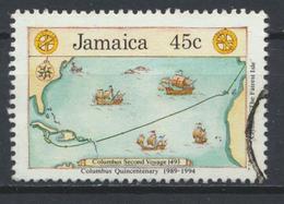 °°° GIAMAICA JAMAICA - Y&T N°771 - 1990 °°° - Giamaica (1962-...)