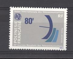 Polynésie  -  1978  -  Avion  :  Yv  136  ** - Neufs
