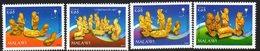 Malawi 2010 Christmas Set Of 4, MNH, SG 1056/9 (BA2) - Malawi (1964-...)