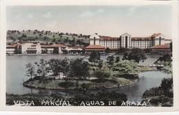 POSTCARD BRASIL BRAZIL - AGUAS DE ARAXÁ - VISTA PARCIAL - Belo Horizonte