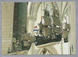 NL.- HAARLEM. Grote Of St. Bavokerk. Scheepjes.. Foto: R. Bogaart. - Kerken En Kathedralen