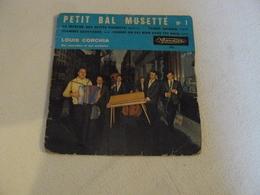 VI 255 Petit Bal Musette N°1, Louis Corchia. - Musicals