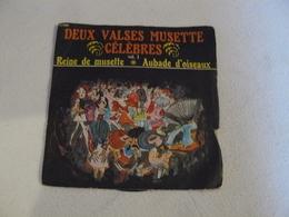 66 680 Deux Valses Musette Célèbres Vol 1 , Reine De Musette.... - Musicals