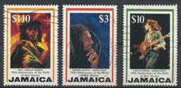 °°° GIAMAICA JAMAICA - Y&T N°884/86/87 - 1995 °°° - Giamaica (1962-...)