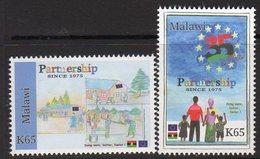 Malawi 2011 35th Anniversary Of EU Aid Projects Set Of 2, MNH, SG 1060/1 (BA2) - Malawi (1964-...)