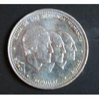 Pièce République Dominicaine, 1 / 2 Peso, 1986 - Dominicaine
