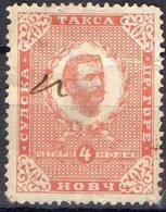 MONTÉNÉGRO ! Timbre Ancien TAXE Depuis 1900 - Montenegro