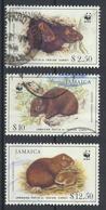 °°° GIAMAICA JAMAICA - Y&T N°896/98 - 1996 °°° - Giamaica (1962-...)