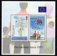 Malawi 2011 35th Anniversary Of EU Aid Projects MS, MNH, SG 1062 (BA2) - Malawi (1964-...)