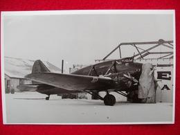 CARTOLINA AEREO TRIMOTORE DA IDENTIFICARE - 1939-1945: 2nd War