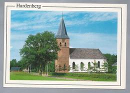 NL.- HARDENBERG - HEEMSE. De Witte Of Lambertuskerk. - Kerken En Kathedralen