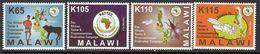Malawi 2012 Pan-African Tsetse Project Set Of 4, MNH, SG 1075/8 (BA2) - Malawi (1964-...)