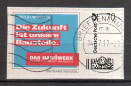 BRD - Briefmarke Individuell - Das Handwerk - Gestempelt - [7] République Fédérale