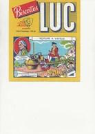 BUVARD- VOITURE A VAPEUR -PUBLICITE BICOTTES LUC - CHATEAUROUX - Macchina
