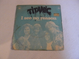 CBS 5080 TITANIC , I See No Reason. - Rock
