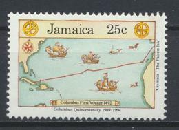 °°° GIAMAICA JAMAICA - Y&T N°770 MNH - 1990 °°° - Giamaica (1962-...)