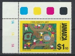 °°° GIAMAICA JAMAICA - Y&T N°797 MNH - 1991 °°° - Giamaica (1962-...)