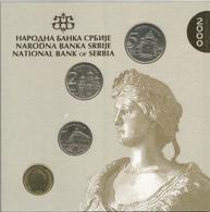 Yugoslavia 2000. Mint Set Of National Bank - Yougoslavie