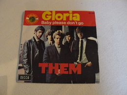 84 150 THEM, Gloria. - Rock