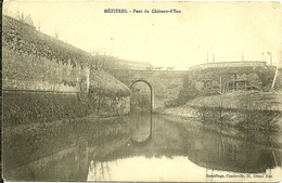 08 Ardennes MEZIERES Pont Du Chateau D Eau - France