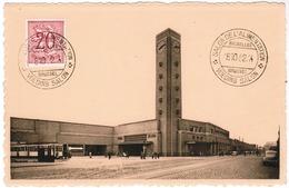 Brussel, Bruxelles, Zuidstatie, Gare Du Midi (pk52817) - Spoorwegen, Stations