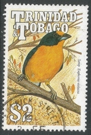 Trinidad & Tobago. 1990 Birds. $2 Used. SG 841 - Trinité & Tobago (1962-...)