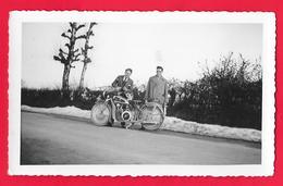 Moto à Identifier - MOTO  - MOTORCYCLE - Automobili