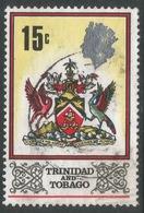 Trinidad & Tobago. 1969 Definitives. 15c Used. SG 346 - Trinité & Tobago (1962-...)