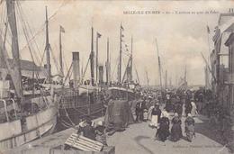 BELLE ILE En MER - L'Arrivée Au Quai De Palais - Belle Ile En Mer