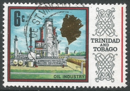 Trinidad & Tobago. 1969 Definitives. 6c Used. SG 342 - Trinité & Tobago (1962-...)